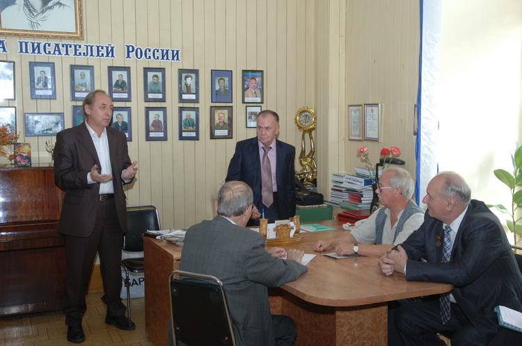 Член союза писателей россии поэт геннадий барабаш